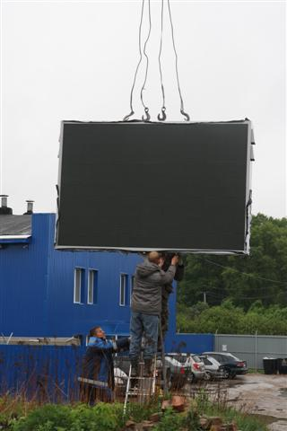 Светодиодные экраны от производителя
